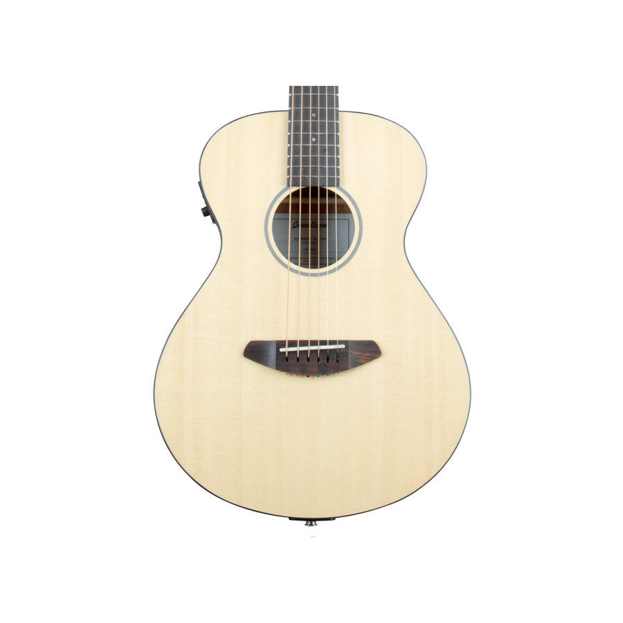 Breedlove Passport Travel Guitar Body Detail