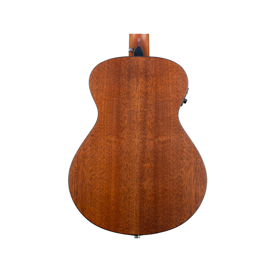 Breedlove Passport Travel Guitar Rear Body