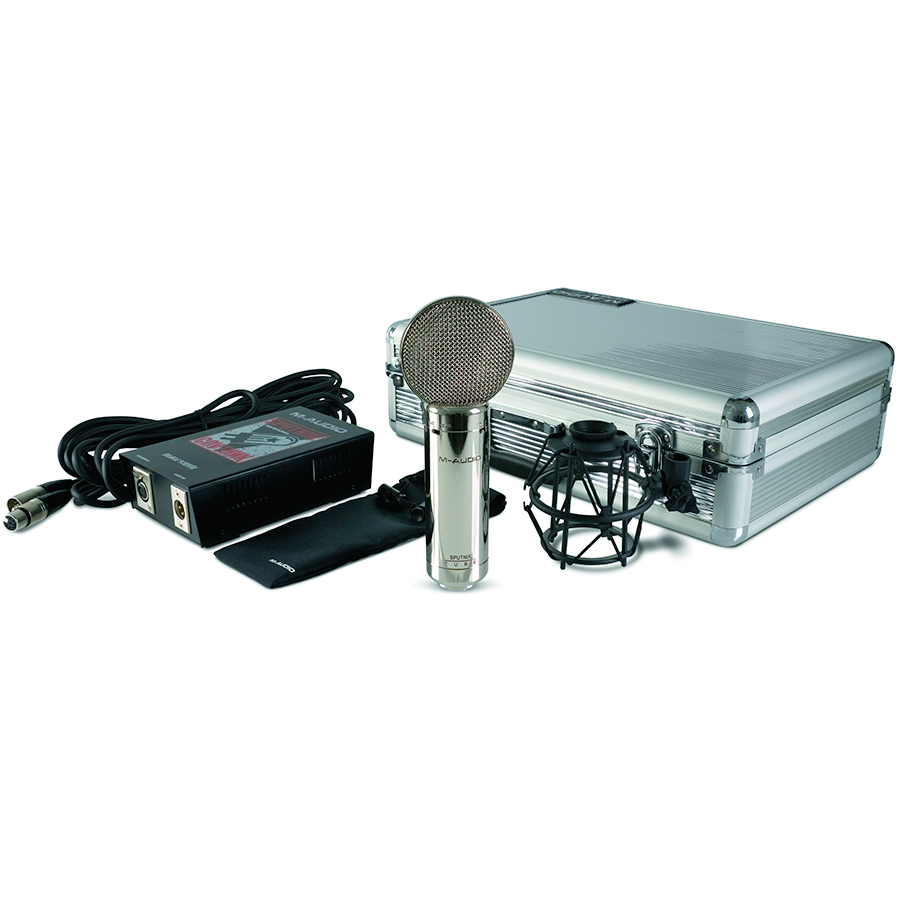 M-Audio Sputnik With Accessories