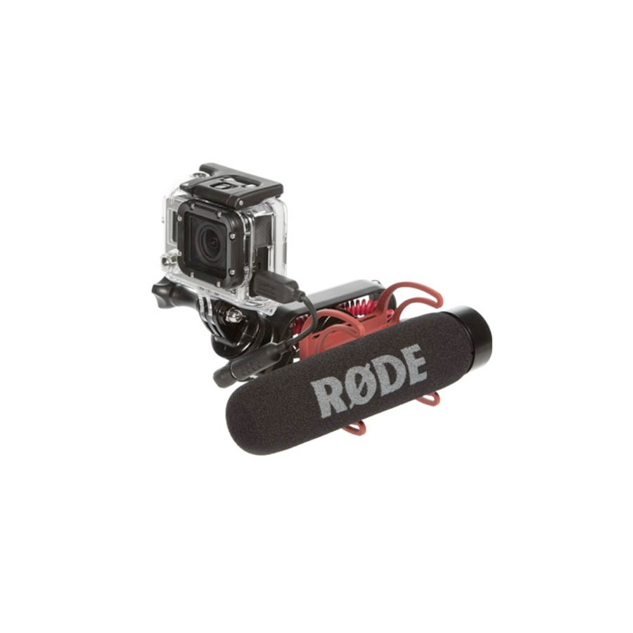 Rode VideoMic GO On Camera - Not Included