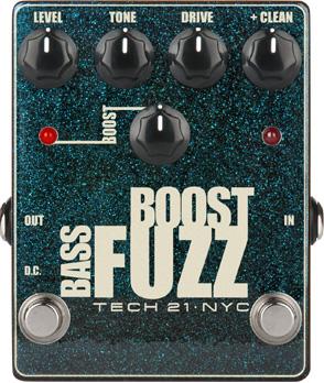 Bass Boost Fuzz