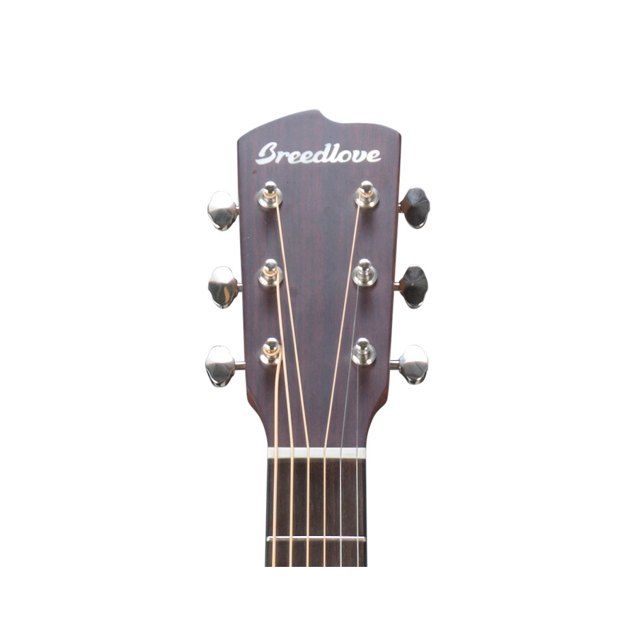 Breedlove Discovery Dreadnought CE Guitar Headstock