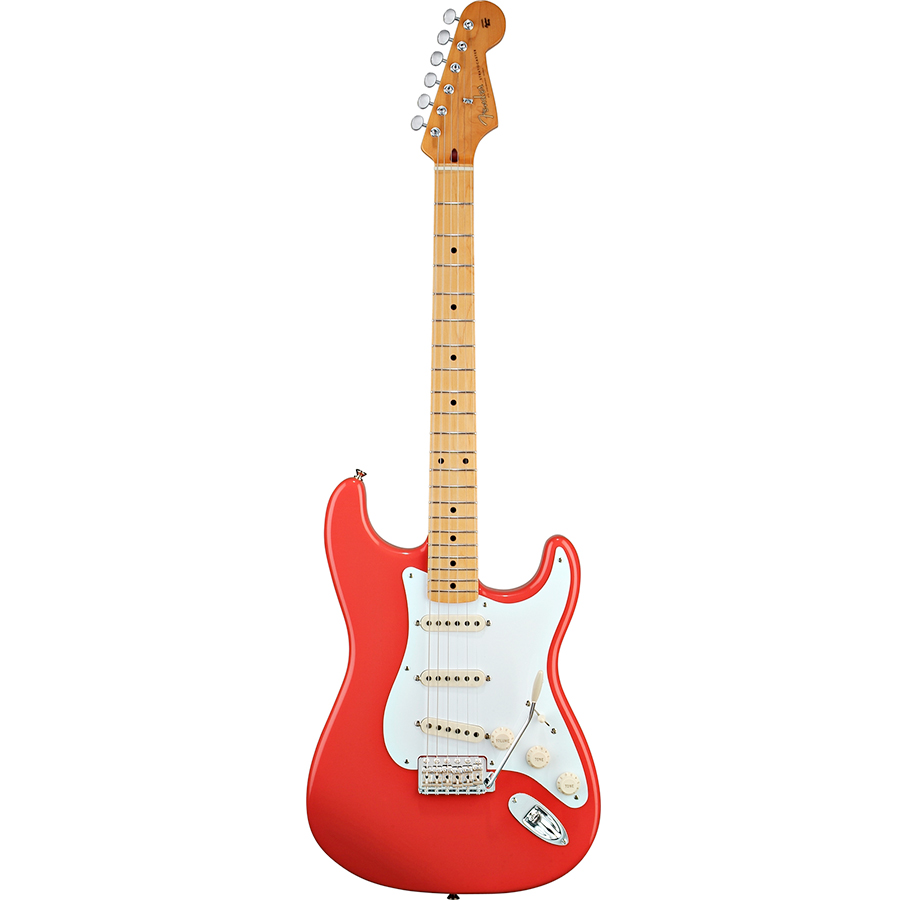 Classic Series 50s Stratocaster Fiesta Red