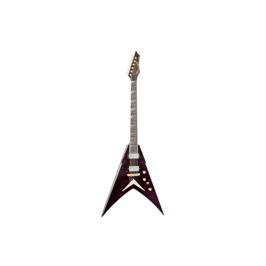 Dave Mustaine VMNT Limited Trans Black