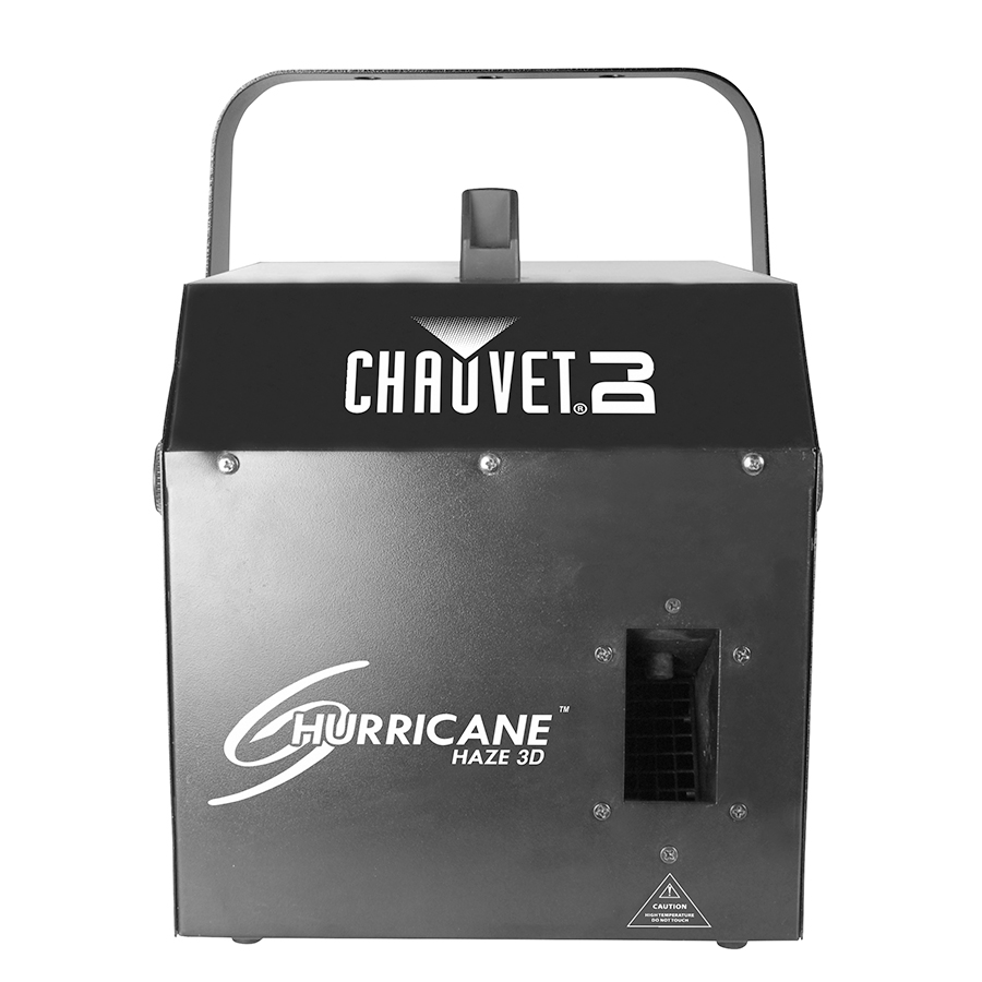 Chauvet DJ Hurricane Haze 3D Side View