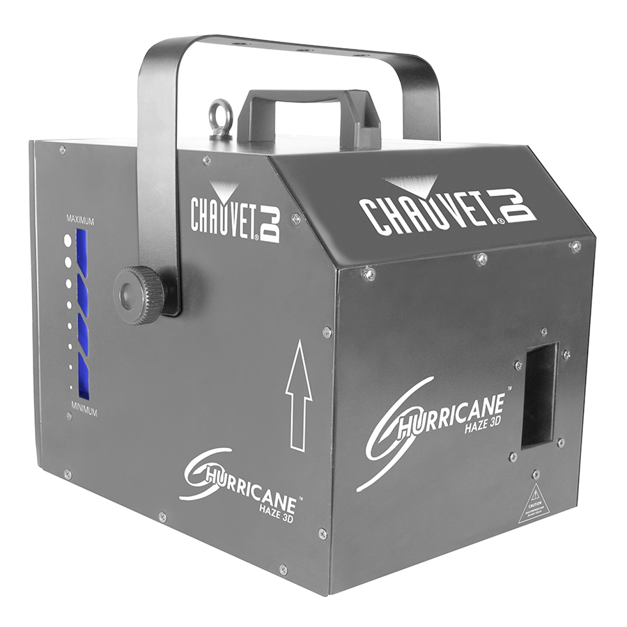 Chauvet DJ Hurricane Haze 3D Rear View