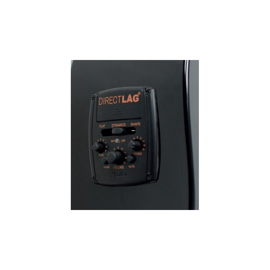 Lag Dark Tramontane DT66DCE BlackPreamp