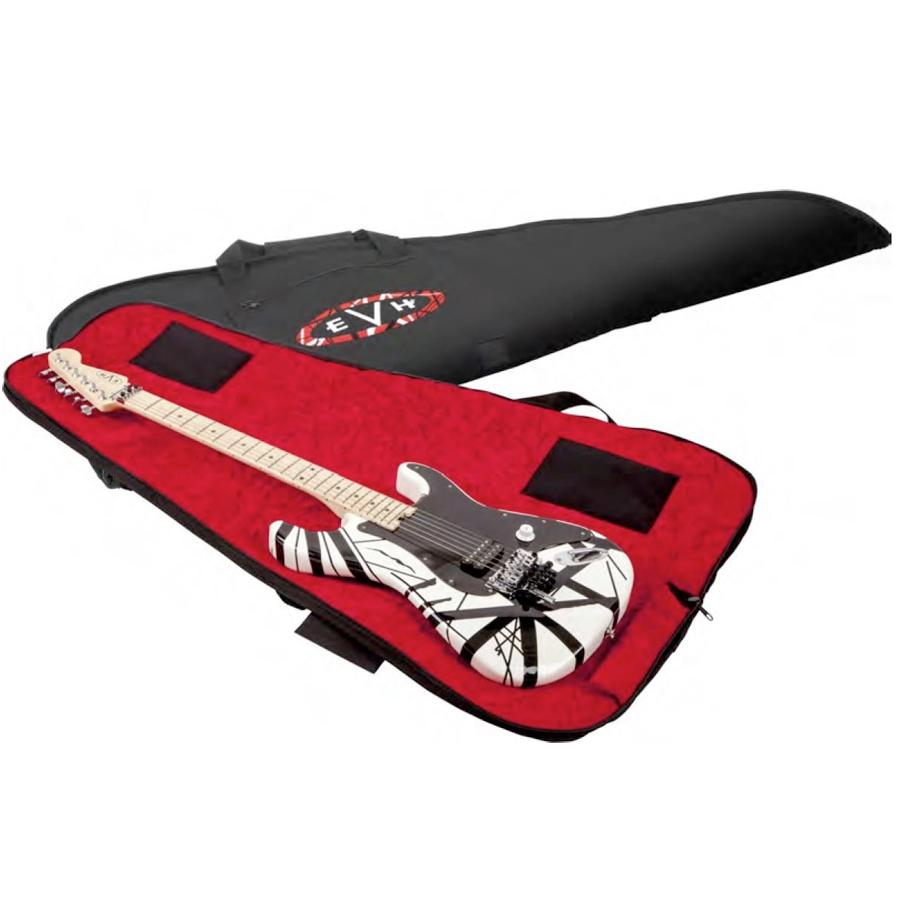 Gigbag Black with Red Interior