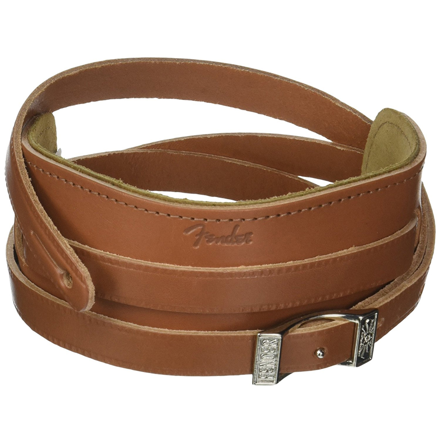 Deluxe Vintage Strap - Natural Leather