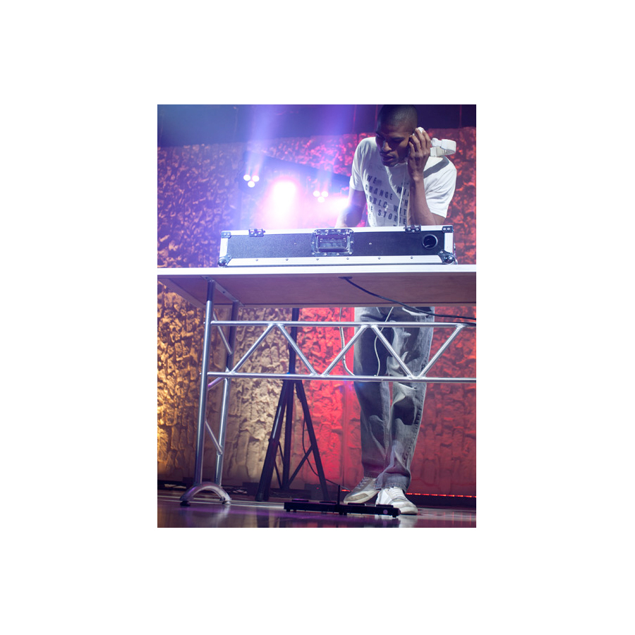 American DJ Mega Tri38 SystemView 5