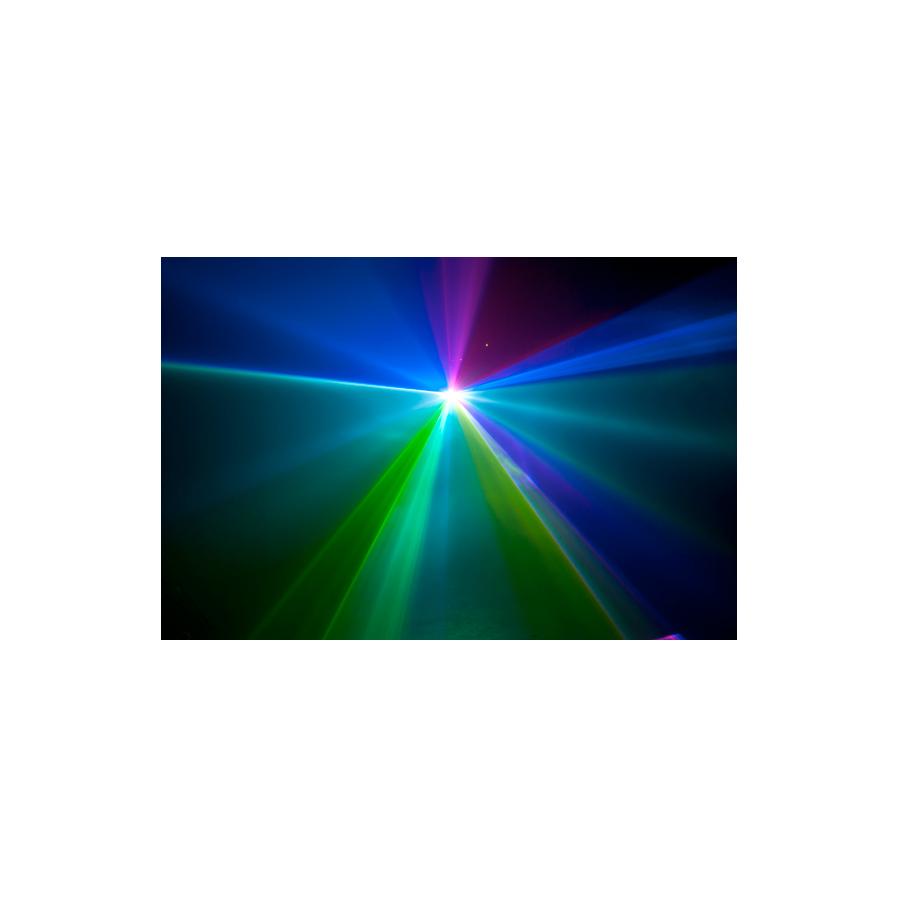 American DJ Micro Image RGBView 5