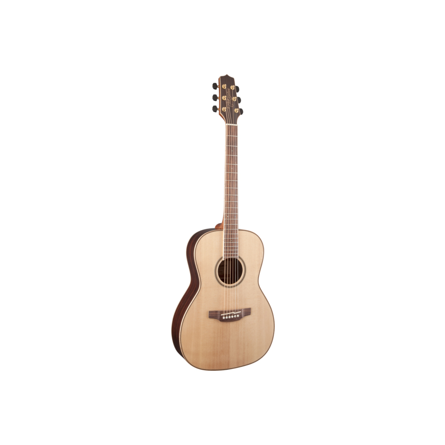 Takamine GY93E Natural Angled View
