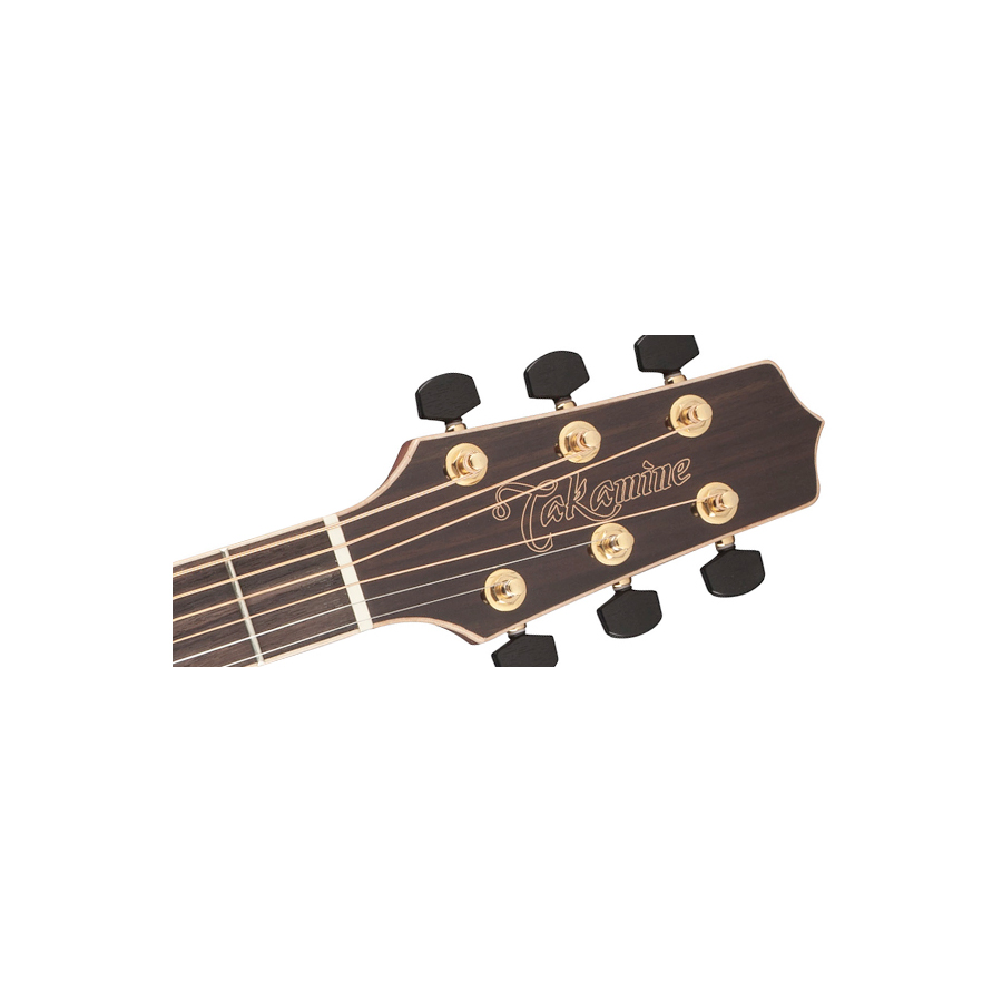 Takamine GY93E Natural Headstock