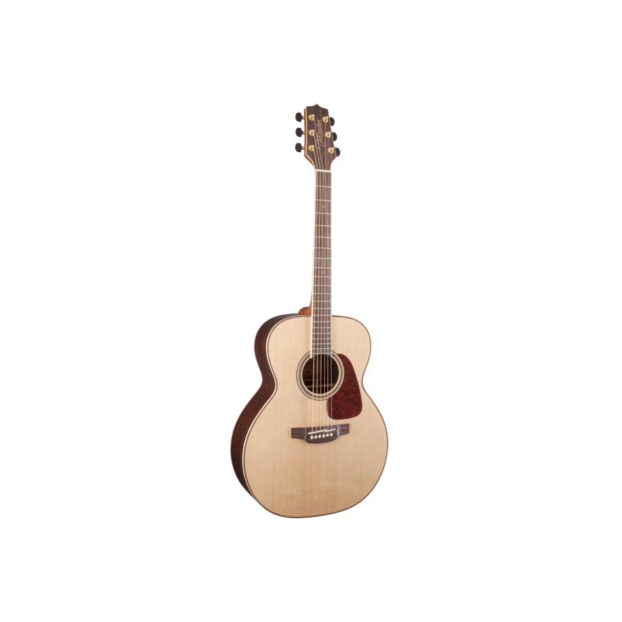 Takamine GN93 Natural Angled View