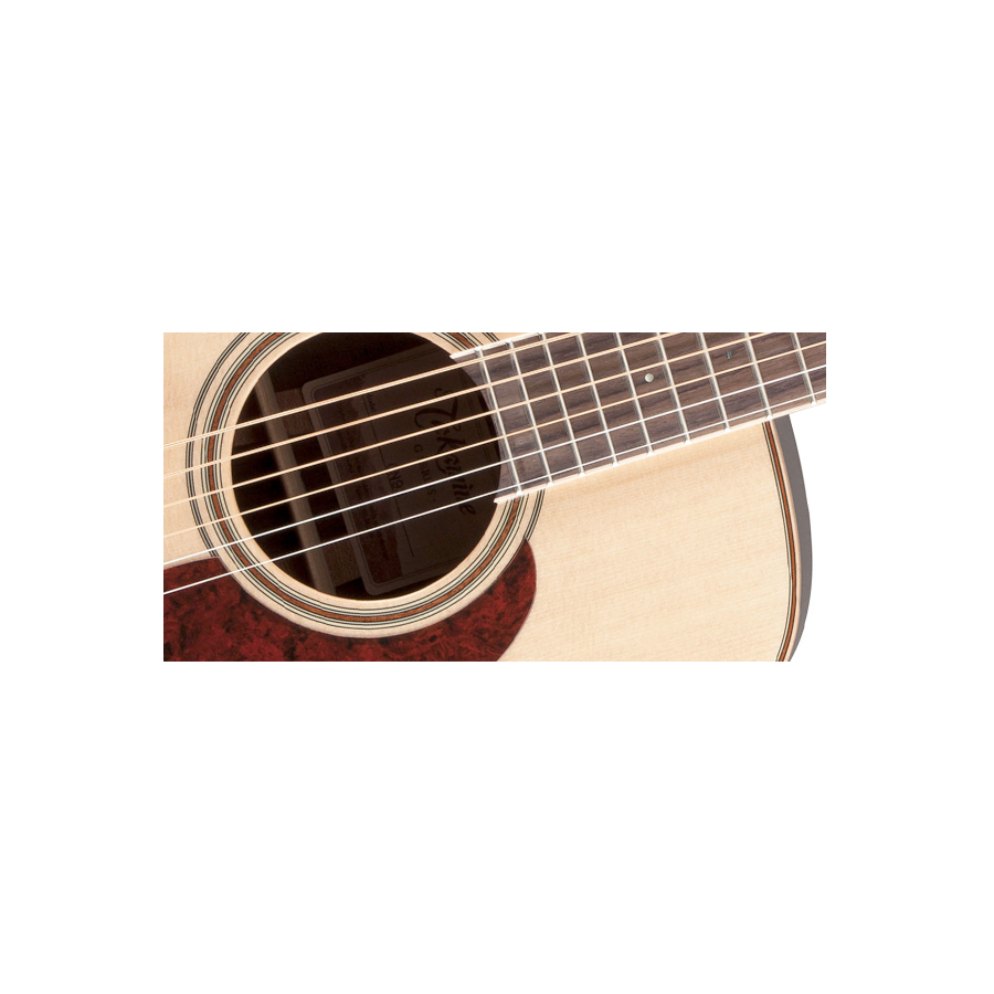 Takamine GN93 Natural Headstock