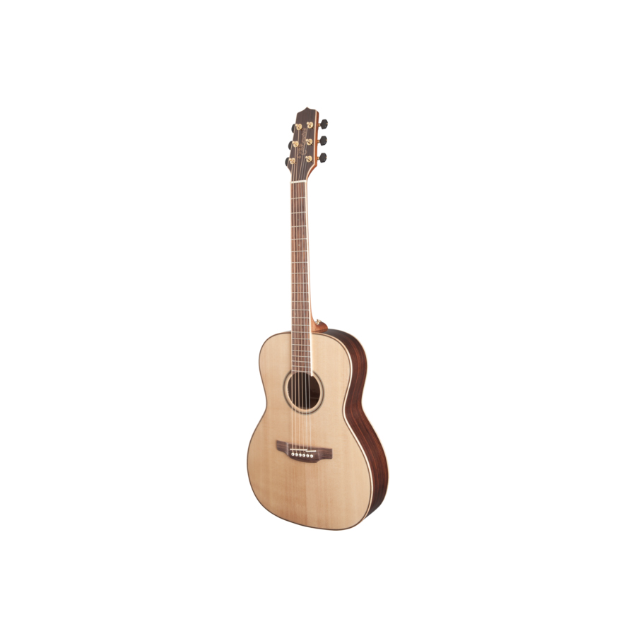 Takamine GY93 Natural Angled View