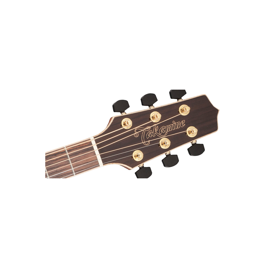 Takamine GY93 Natural Headstock