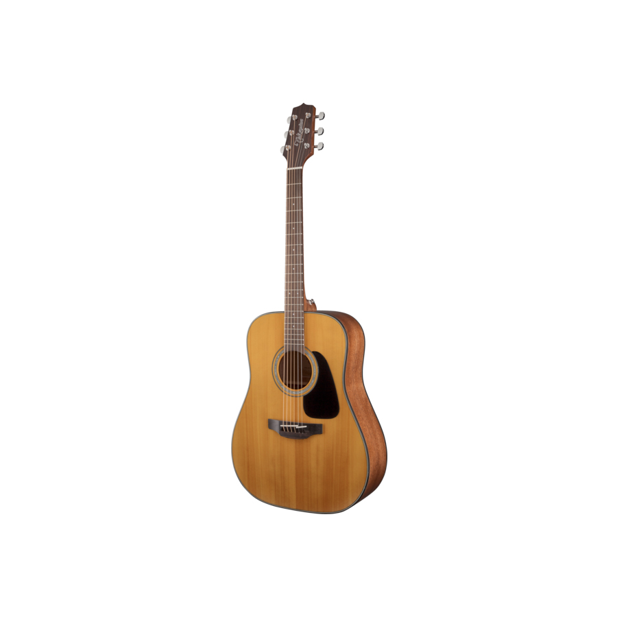 Takamine GD30 Natural Angled View