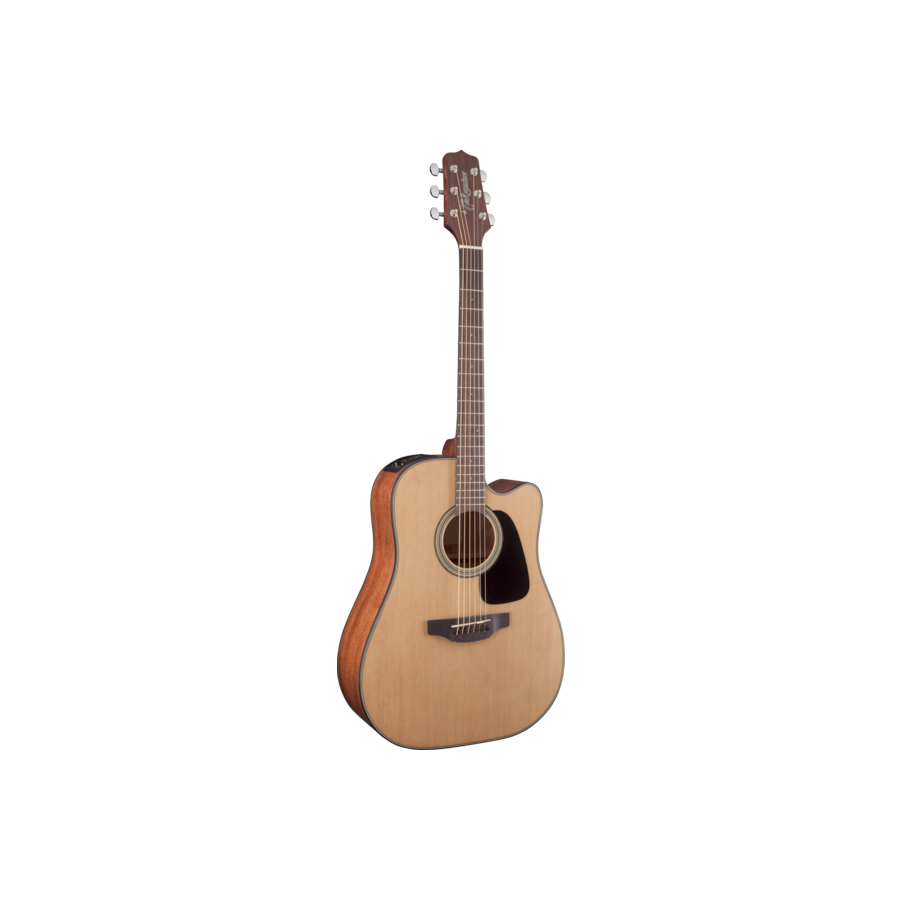 Takamine GD10CE Natural Angled View