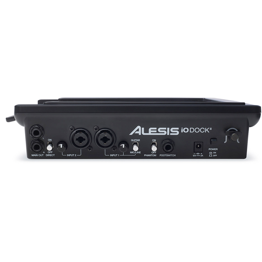Alesis IO Dock II Rear View
