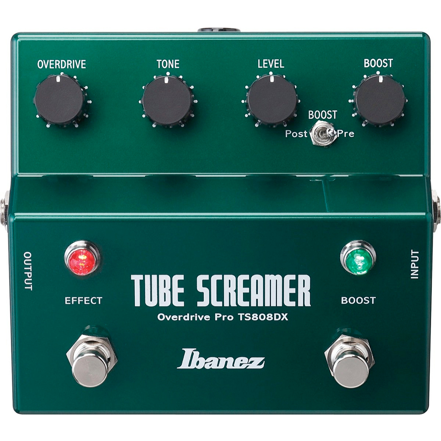 TS808DX Tube Screamer