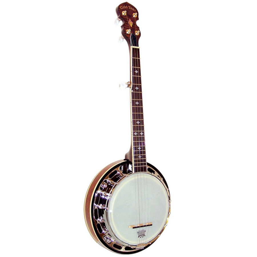 Gold Tone BG-Mini Bluegrass Mini Banjo, New!