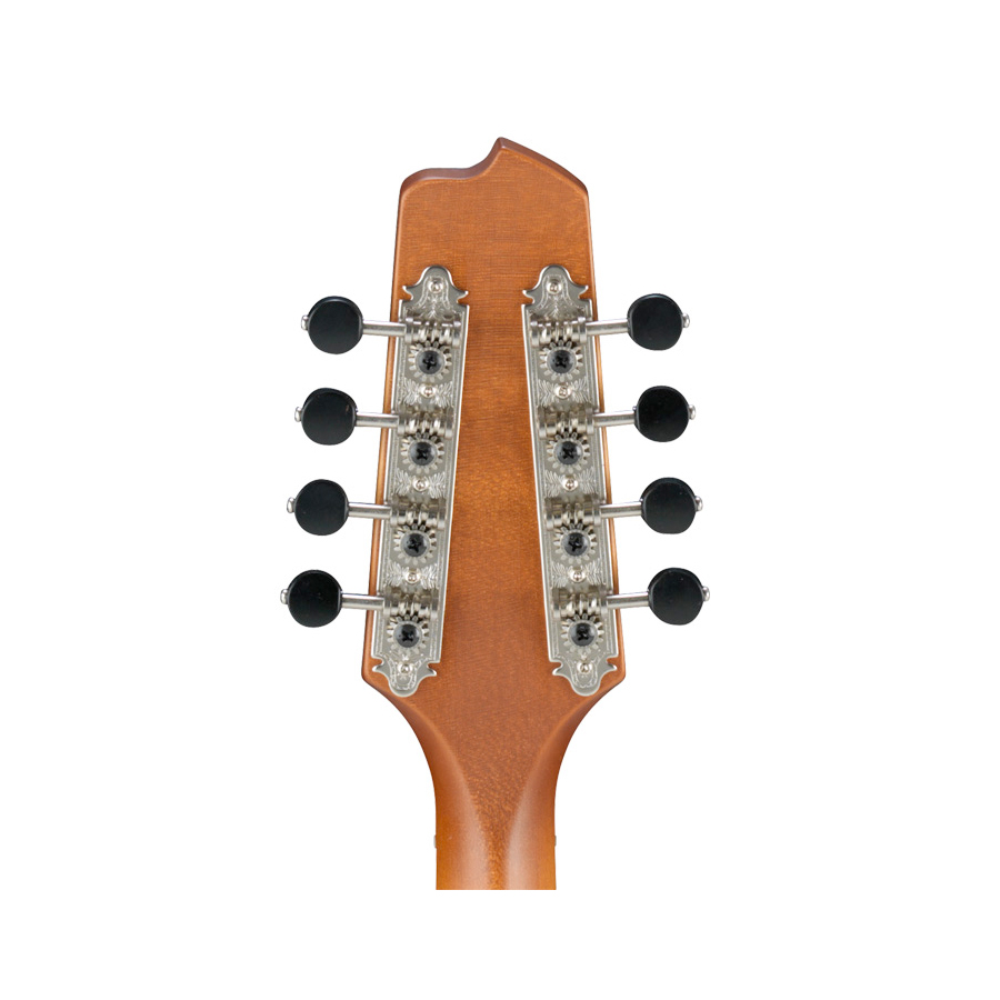 Breedlove Premier KF Vintage Sunburst Rear Headstock Detail