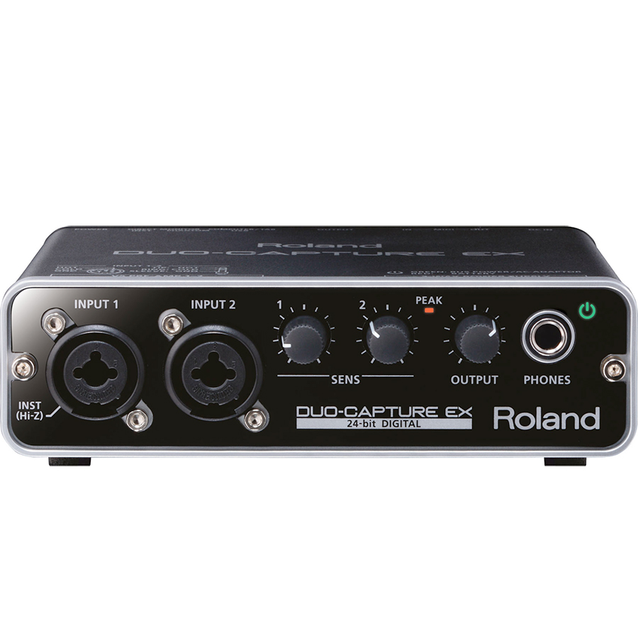 Roland DUO-CAPTURE EX View 2