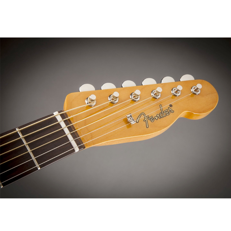 Fender Telecoustic Premier 3-Color Sunburst View 4
