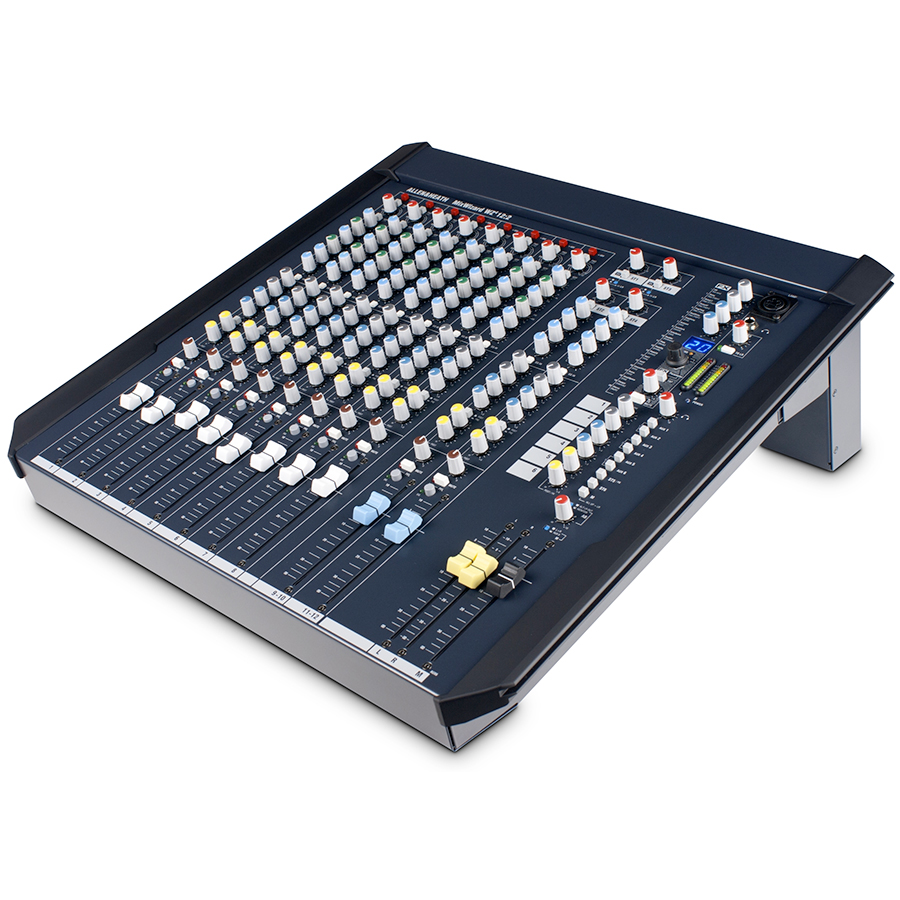 Allen Heath MixWizard WZ4 12:2 Top View