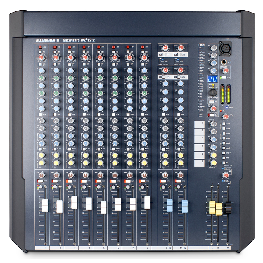 Allen Heath MixWizard WZ4 12:2 View 4