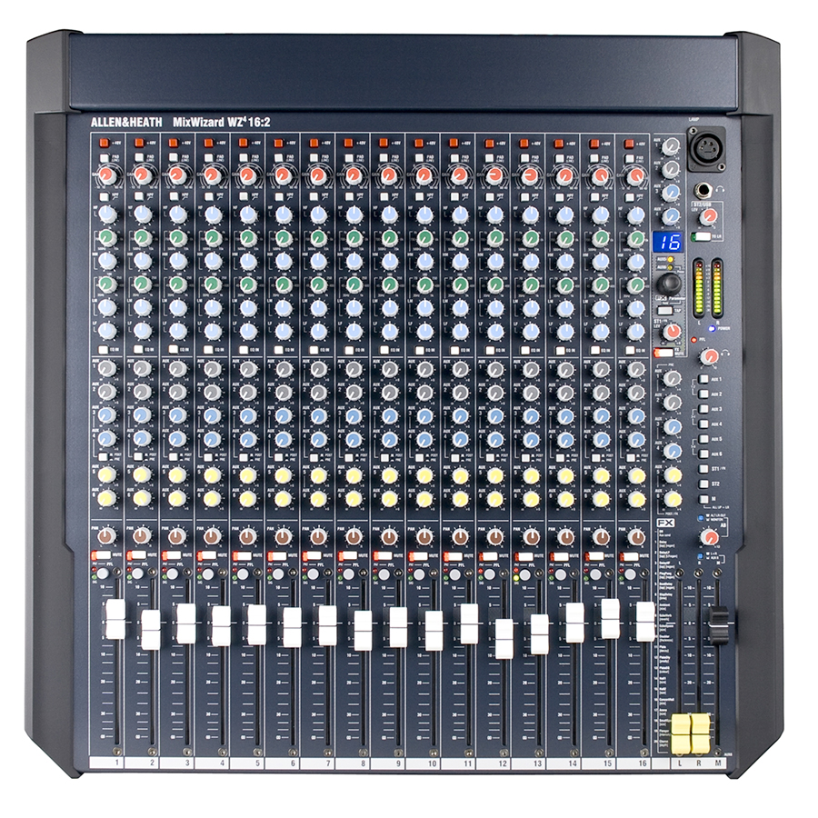 Allen Heath MixWizard WZ4 16:2 View 4