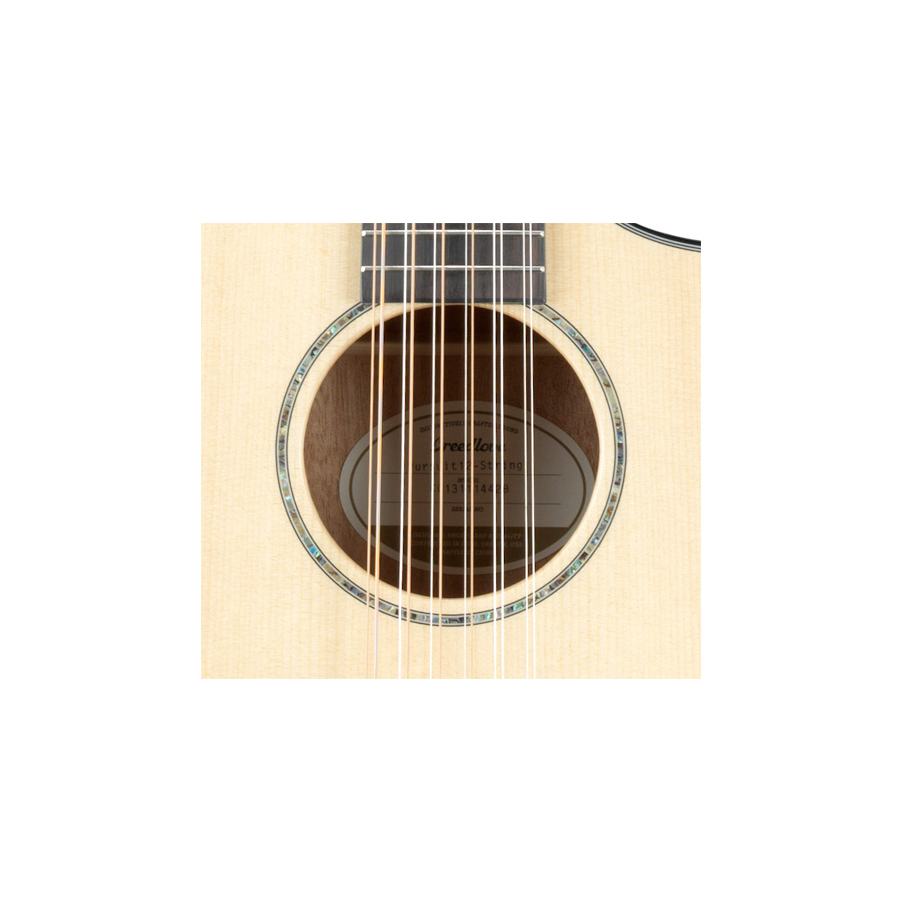 Breedlove Pursuit 12 String View 6