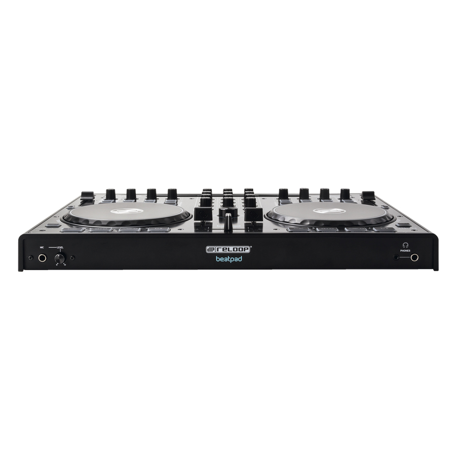 Reloop Beatpad Rear View