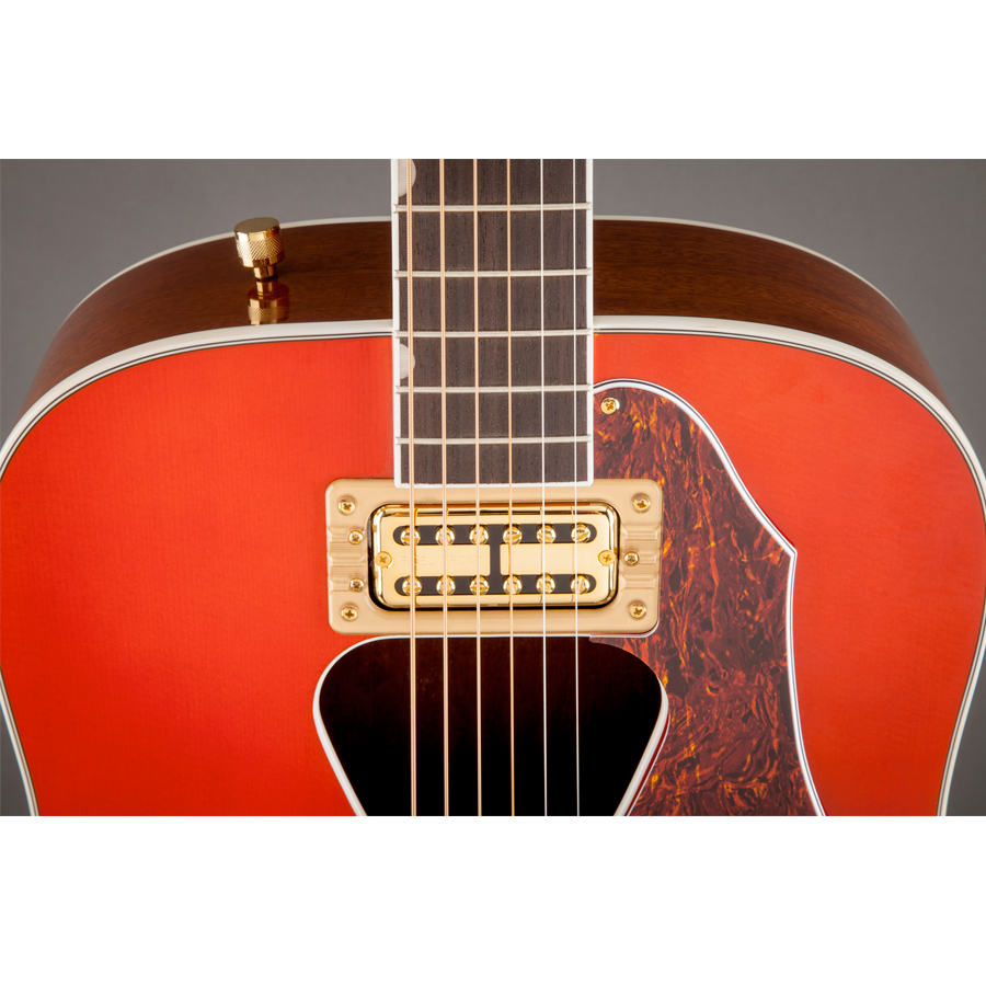Gretsch G5034TFT Rancher Savannah Sunset View 5