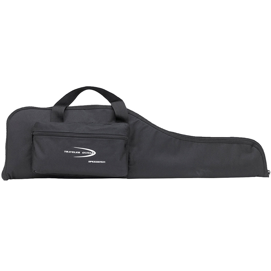 Traveler Speedster Hot Rod Black Gigbag