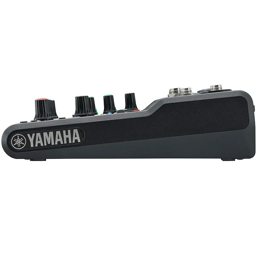 Yamaha MG06XSide View