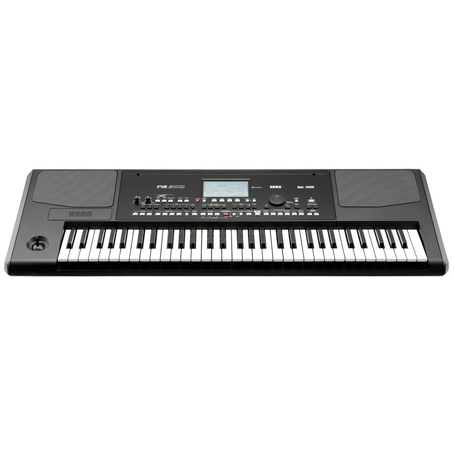 Korg PA300 Professional Arranger Front View