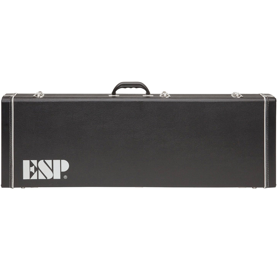 ESP E-II ECLIPSE DB Vintage Black Case View