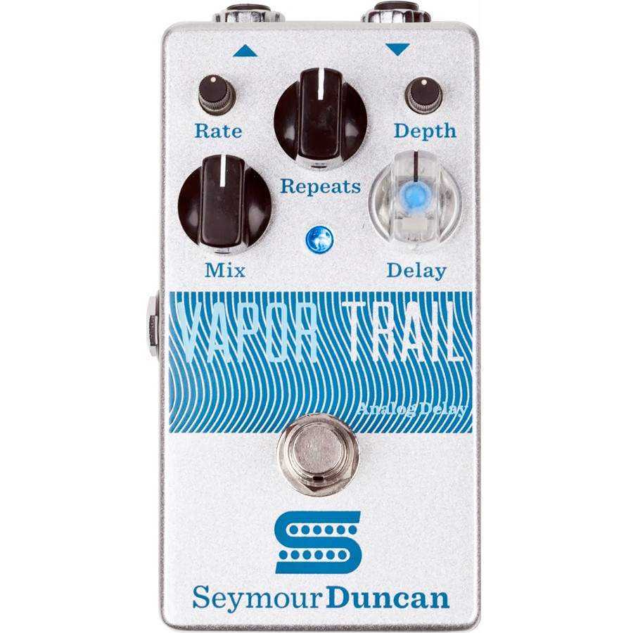 Vapor Trail Analog Delay Pedal
