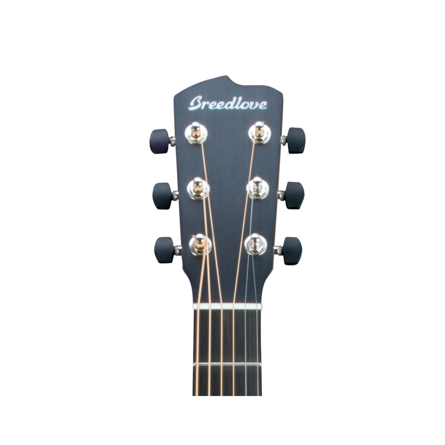 Breedlove Oregon Dreadnought Guitar Headstock