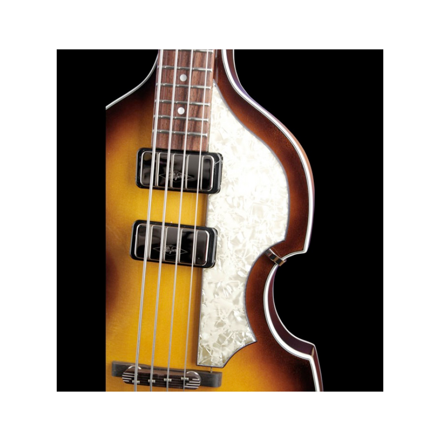 Hofner HCT-500/1 Contemporary Violin Cavern Bass Sunburst View 2