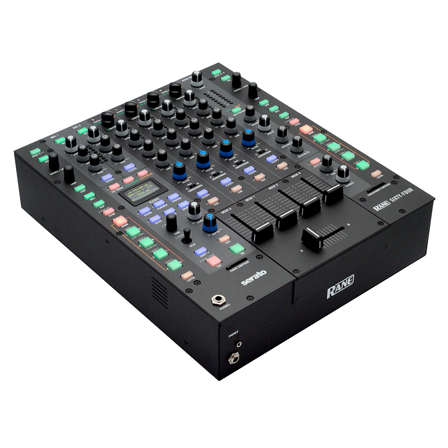Rane Sixty-Four Angled View