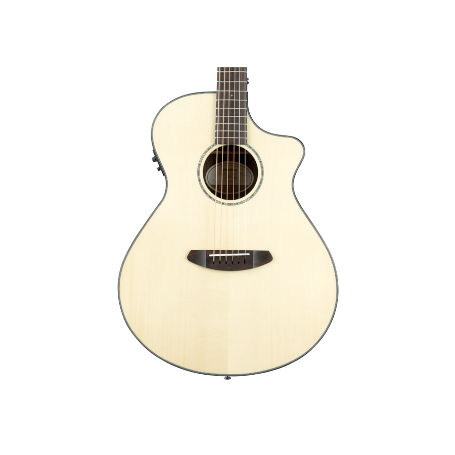 Breedlove Pursuit Concert Ebony View 2