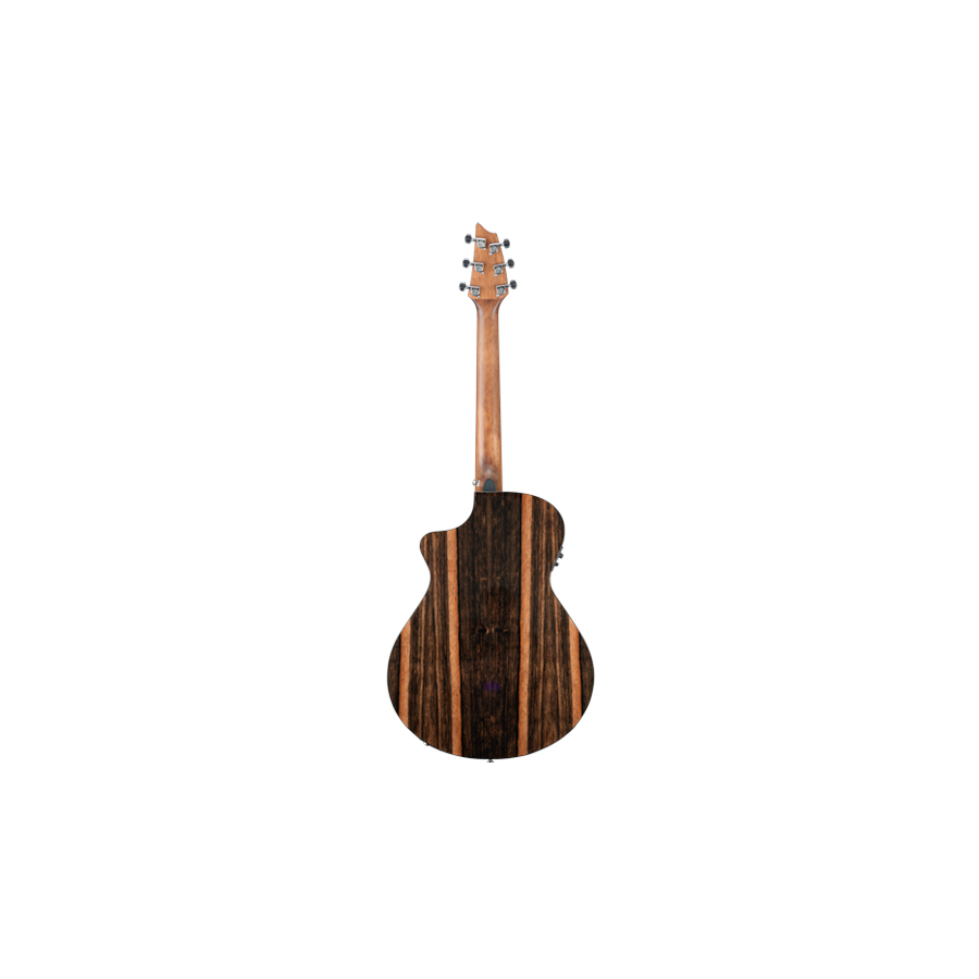 Breedlove Pursuit Concert Ebony View 3