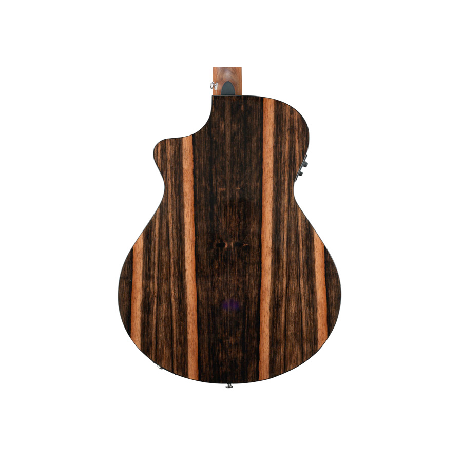 Breedlove Pursuit Concert Ebony View 4