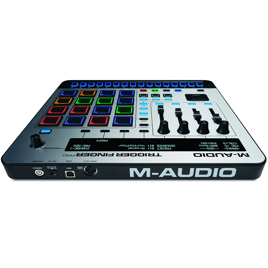 M-Audio Trigger Finger Pro View 2