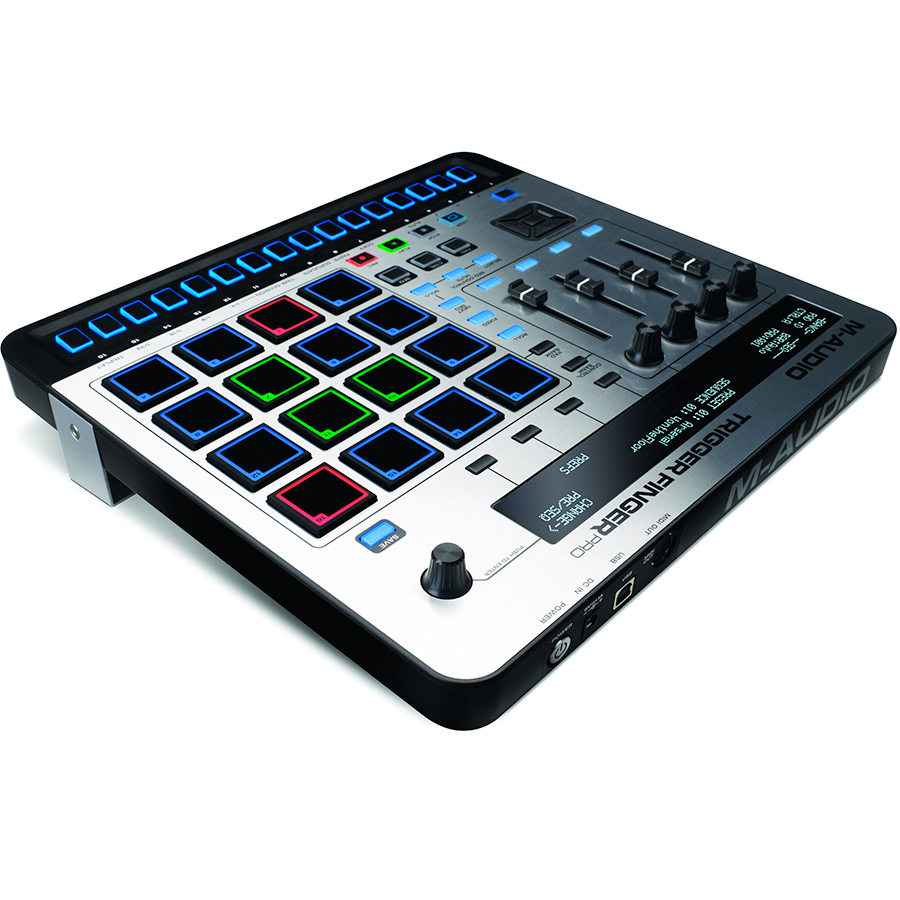 M-Audio Trigger Finger Pro View 4