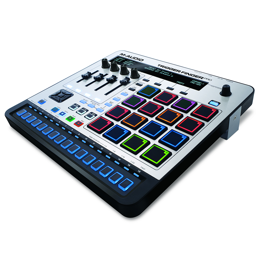 M-Audio Trigger Finger Pro View 5