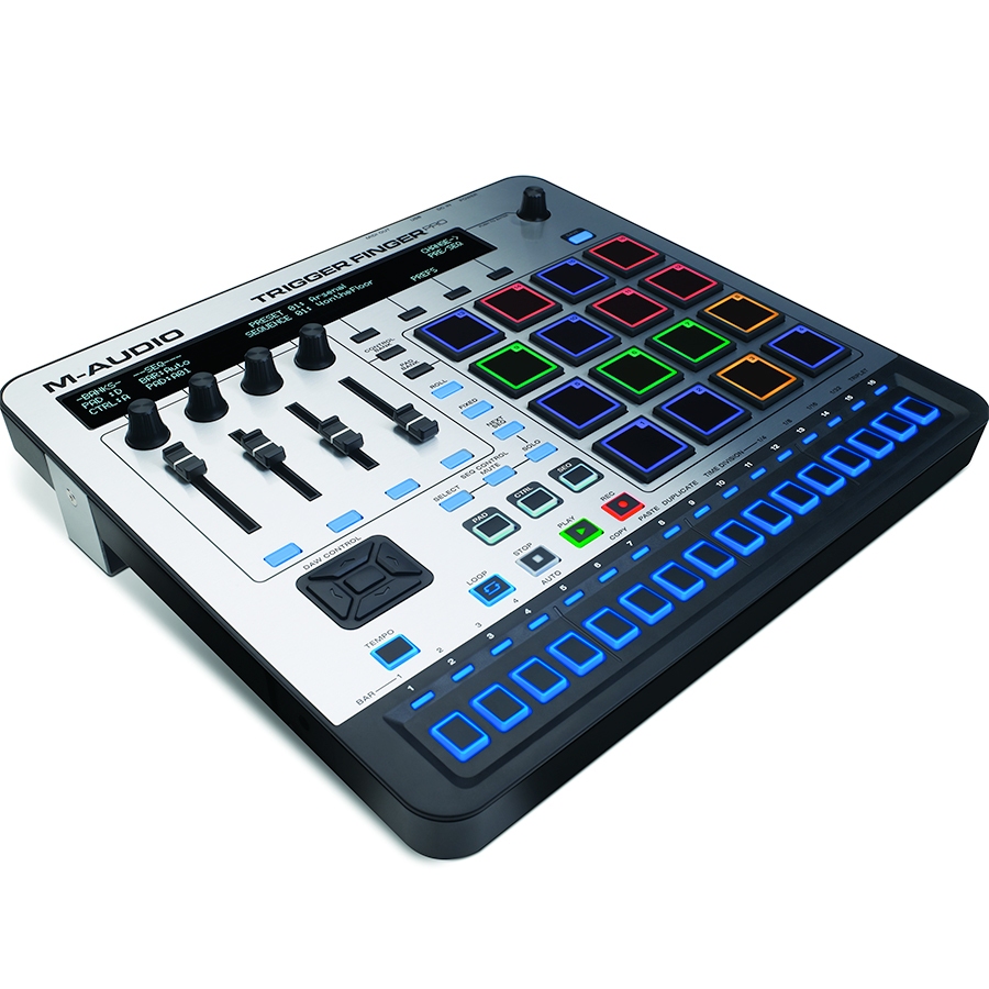 M-Audio Trigger Finger Pro View 6